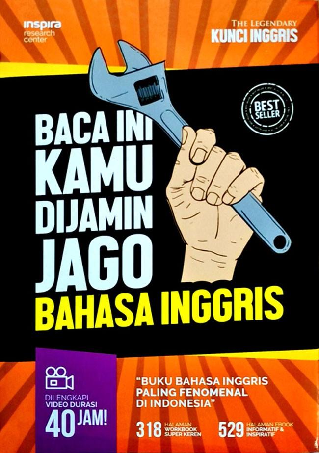 BACA INI KAMU DIJAMIN JAGO BAHASA INGGRIS : THE LEGENDARY KUNCI en