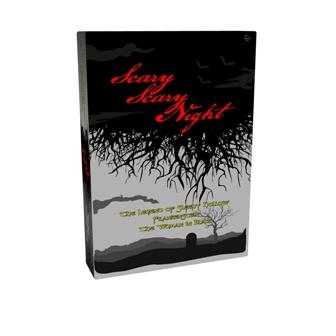 Scary Scary Night - QANITA HORORen