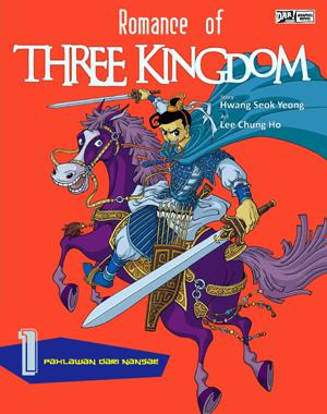 Romance of Three Kingdom #1: Pahlawan dari Nansaeen