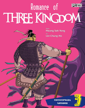 Romance of Three Kingdom 3: Memimpikan Negaraen