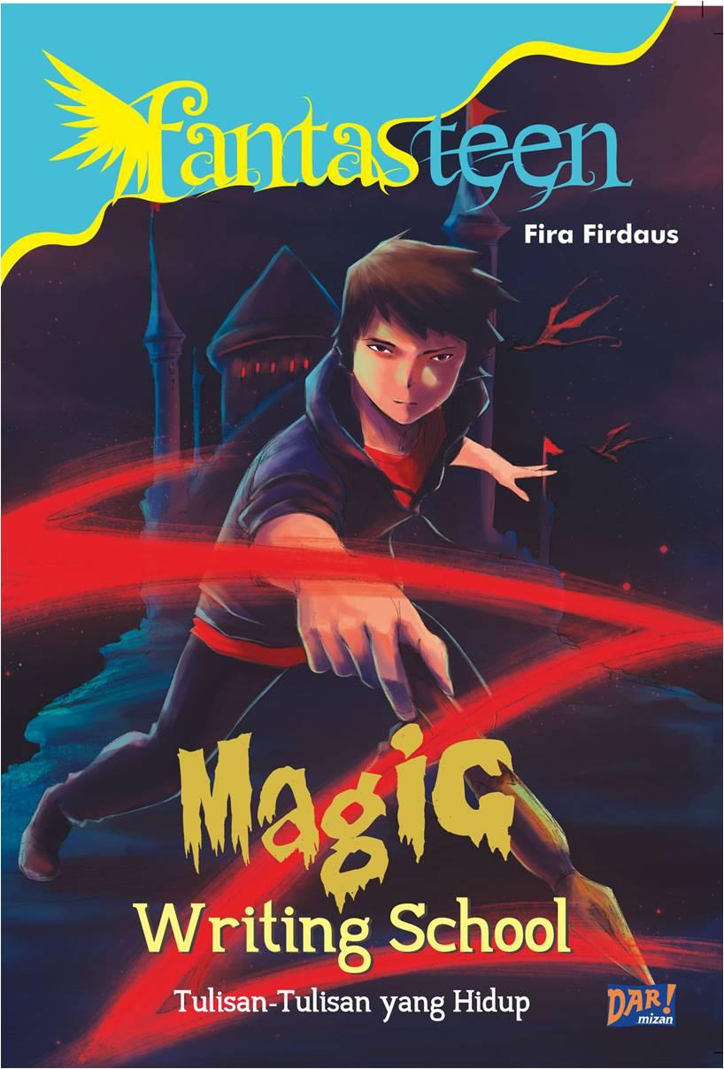 Fantasteen: Magic Writing Schoolen