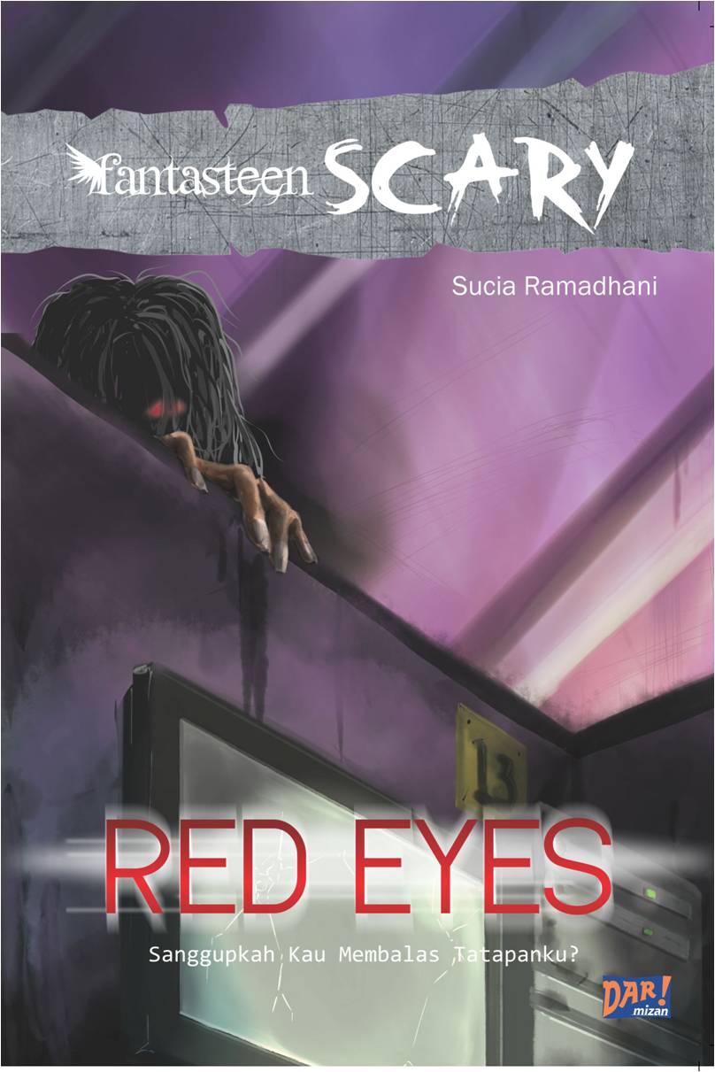 Fantasteen Scary: Red Eyesen