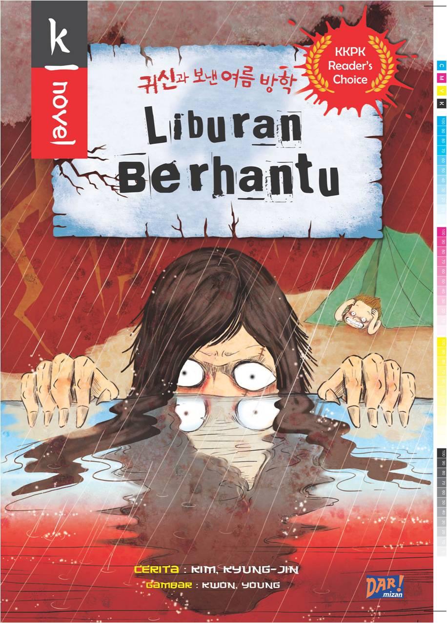 K-Novel: Liburan Berhantuen