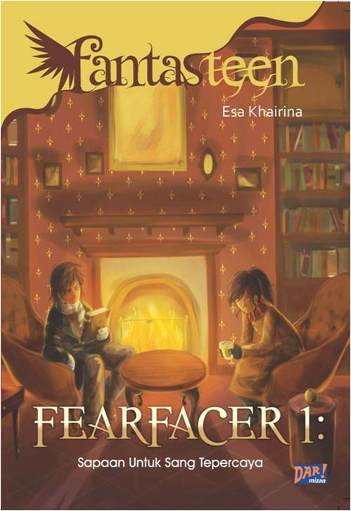 Fantasteen FearFacer 1en