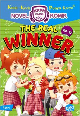 ... KKPK CLASS NOMIK 10 THE REAL WINNER