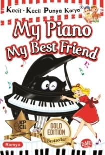 KKPK.MY PIANO MY BEST FRIEND-NEWen