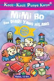 KKPK Mimi Bo Dan Diari Yang Hilangen