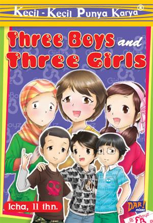 KKPK Three Boys and Three Girlsen