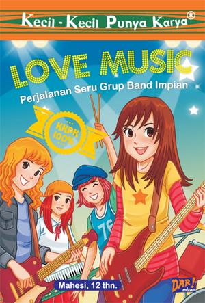 KKPK Love Music Perjalanan Seru Grup Band Impianen