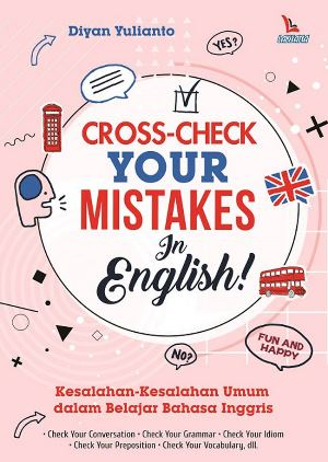 CROSS-CHECK YOUR MISTAKES IN ENGLISH!en
