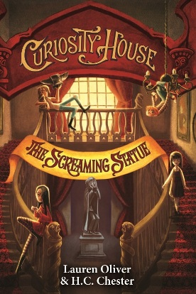 CURIOSITY HOUSE #2: THE SCREAMING STATUEen