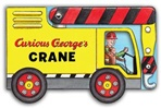 CURIOUS GEORGE`S CRANE SHAPEDen