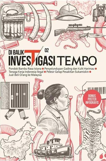 DIBALIK INVESTIGASI TEMPO 02 [MUHAMMAD TAUFIQUROHMAN , MUSTAFA Sen