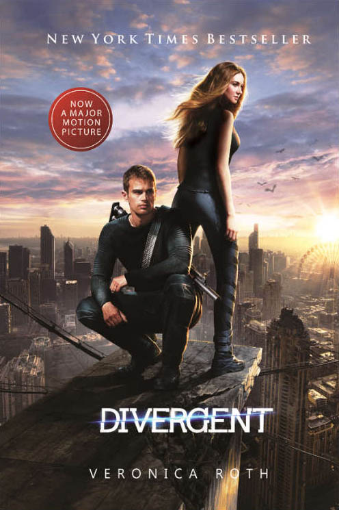 DIVERGENT MOVIE TIE-INen