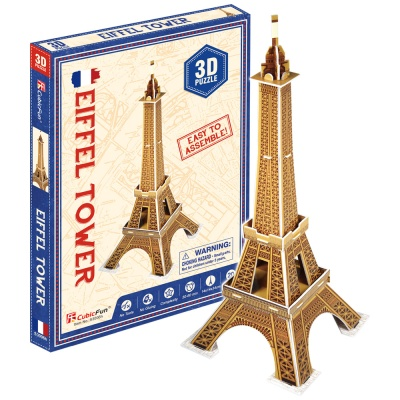 EIFFEL TOWER MINI S3006Hen