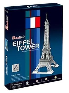 EIFFEL TOWER S C705Hen