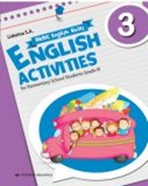 ENGLISH ACTIVITIES FOR ES JL 3en