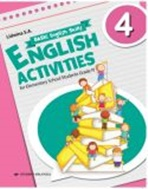 ENGLISH ACTIVITIES FOR ES JL 4en