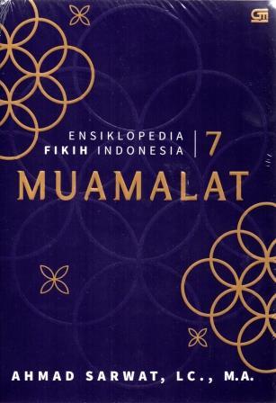 ENSIKLOPEDIA FIKIH INDONESIA 7: MUAMALATen