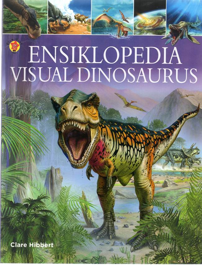 ENSIKLOPEDIA VISUAL DINOSAURUSen