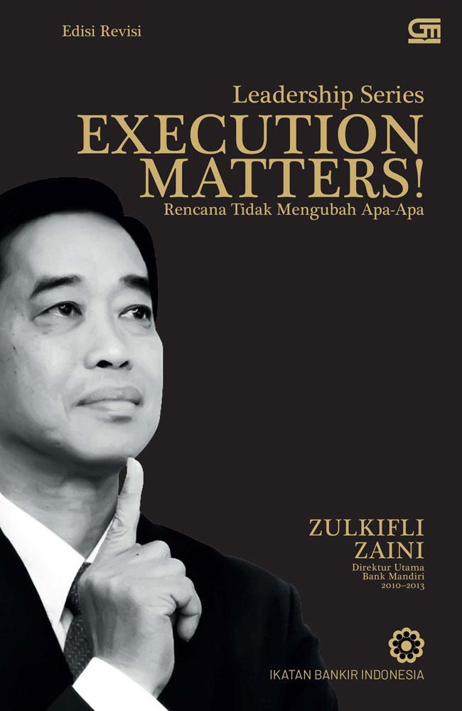 EXECUTION MATTERS! EDISI REVISIen