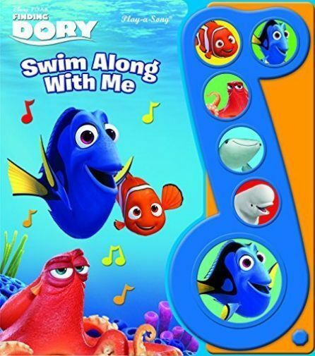 FINDING DORY: SWIM ALONG WITH ME (Play A Song)en