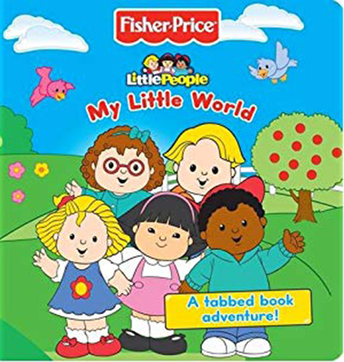 FISHER-PRICE: MY LITTLE WORLDen