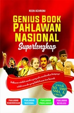 GENIUS BOOK PAHLAWAN NASIONAL SUPERLENGKAPen