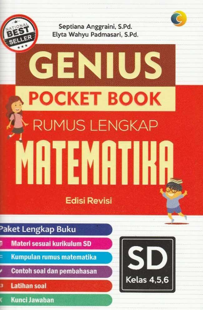 GENIUS POCKET BOOK RUMUS LENGKAP MATEMATIKA (EDISI REVISI )en