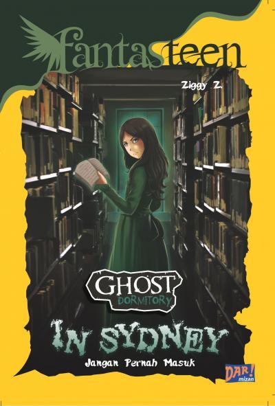 Fantasteen: Ghost Dormitory in Sydneyen