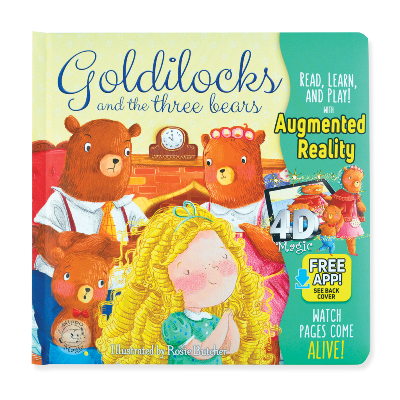 GOLDILOCKS AND THE THREE BEARS (AUGMENTED REALITY)en