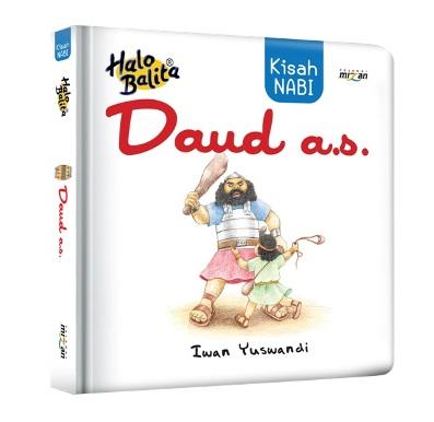 HALO BALITA: KISAH NABI DAUD A.S. (BOARDBOOK)-REPUBLISHen