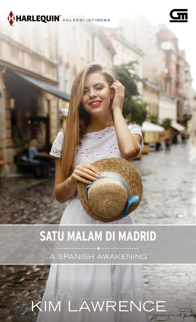 HARLEQUIN KOLEKSI ISTIMEWA: SATU MALAM DI MADRID (A SPANISH AWAKENING)en