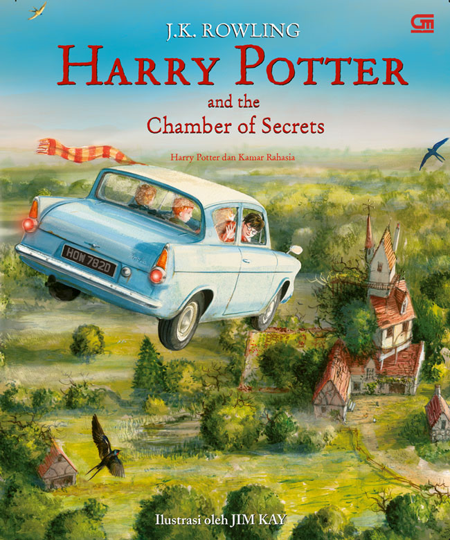 HARRY POTTER DAN KAMAR RAHASIA (HARRY POTTER AND THE CHAMBER OFen