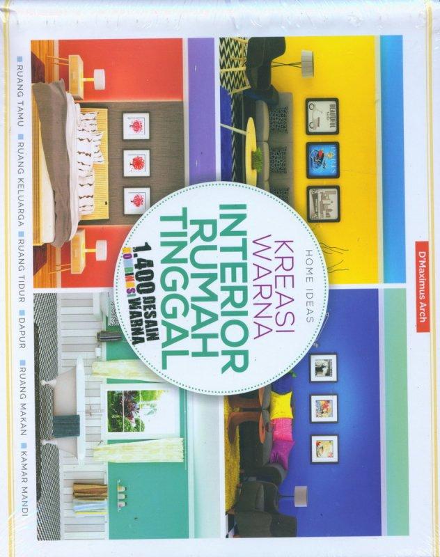 HOME IDEAS: KREASI WARNA INTERIOR RUMAH TINGGAL 1400 DESAIN KOMBINASI WARNAen