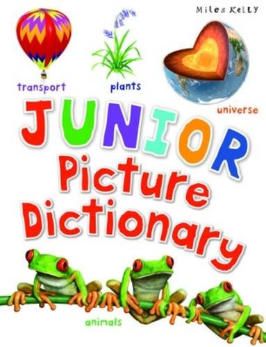 JUNIOR PICTURE DICTIONARYen