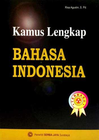 KAMUS LENGKAP BAHASA INDONESIAen