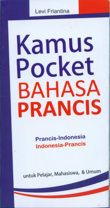 KAMUS POCKET BAHASA PRANCISen