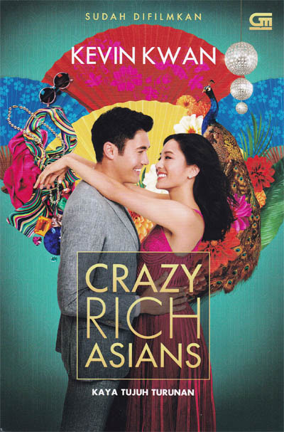 KAYA TUJUH TURUNAN ( CRAZY RICH ASIANS )en