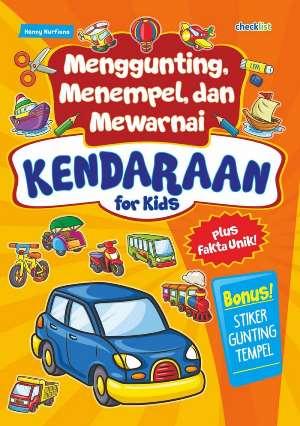 KENDARAAN FOR KIDS : MENGGUNTINGen