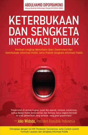 KETERBUKAAN DAN SENGKETA INFORMASI PUBLIKen