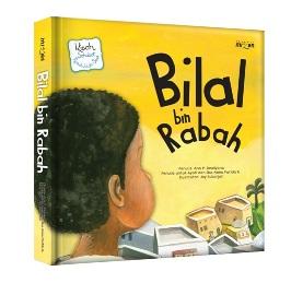 KISAH SAHABAT RASULULLAH SAW.: BILAL BIN RABAH (BOARDBOOK)en