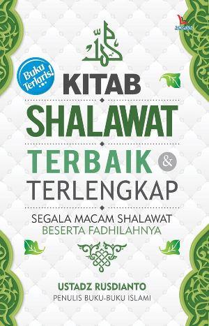 KITAB SHALAWAT TERBAIK  DAN  TERLENGKAPen