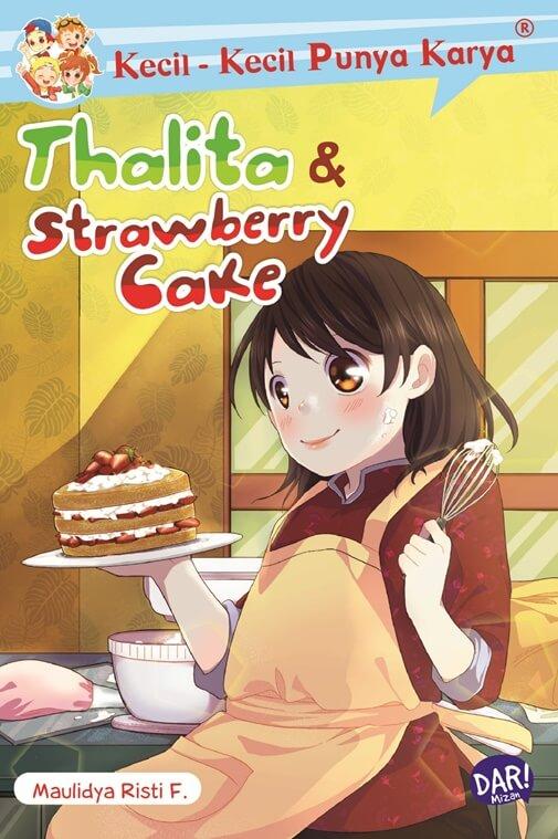 KKPK.THALITA & STRAWBERRY CAKEen
