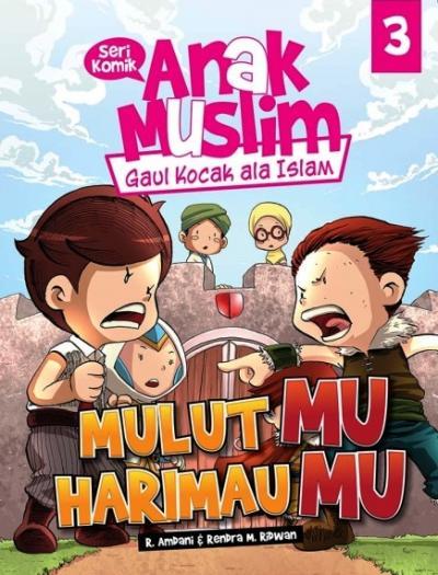 Komik Anak Muslim Vol 3en