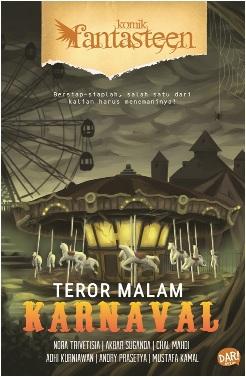 KOMIK FANTASTEEN#61: TEROR MALAM KARNAVALen
