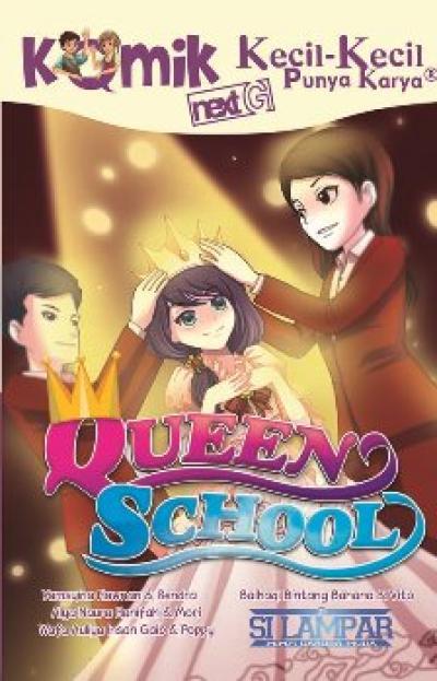 Komik KKPK Next G Queen Schoolen