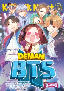 KOMIK NEXT G DEMAM BTSen