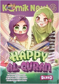 KOMIK NEXT G HAPPY AL-QURAN RPLen