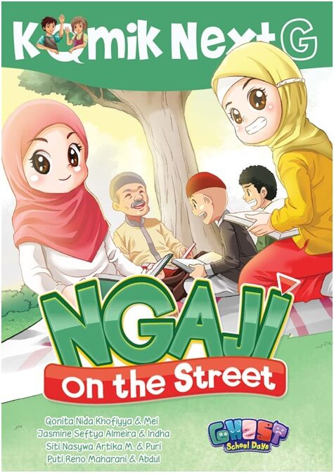 KOMIK NEXT G NGAJI ON THE STREET (REPUBLISH)en